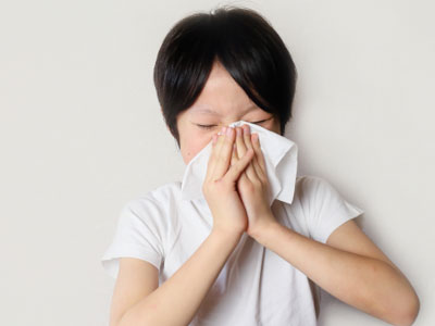 腸内環境が悪化するとアレルギー抗体であるIgE抗体が過剰反応しやすくなってしま