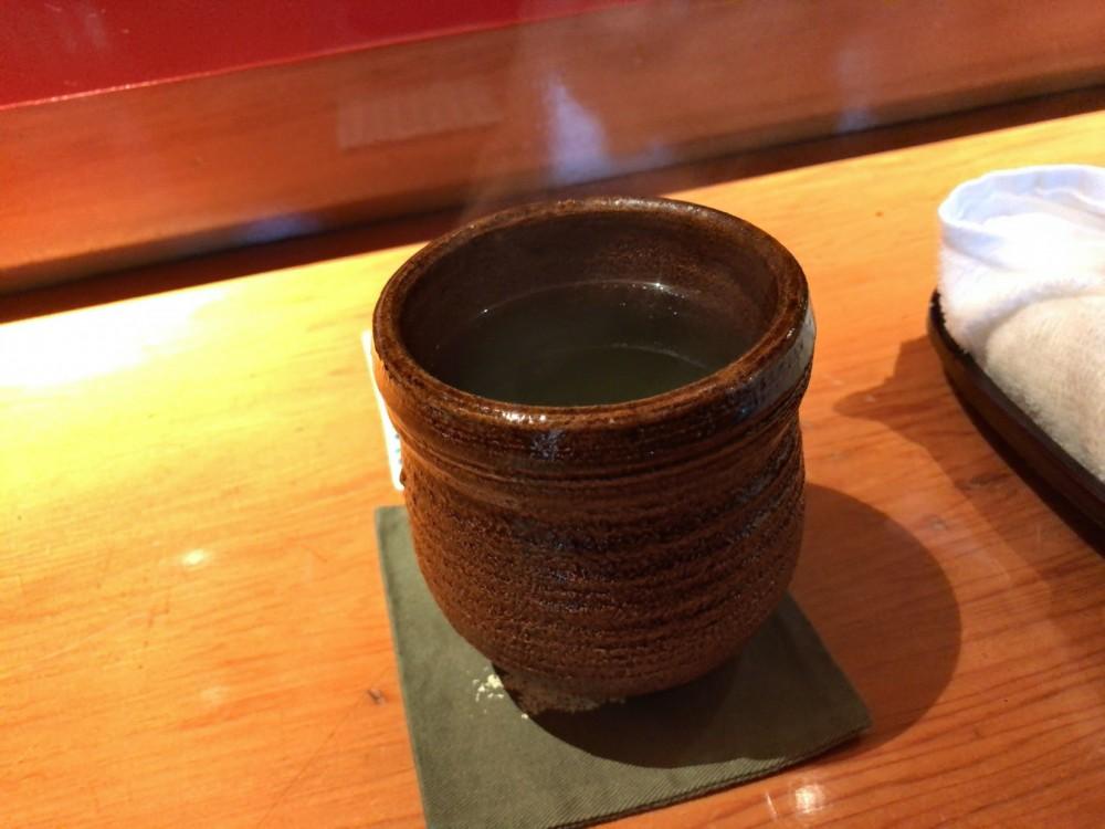 お茶|乙女寿司