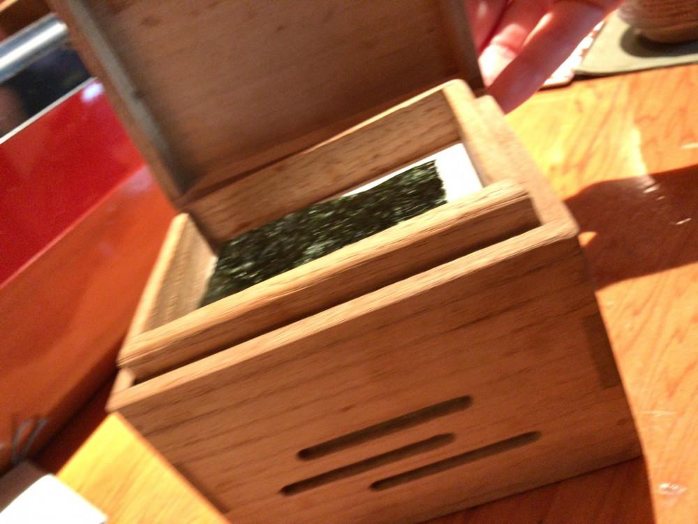 海苔|乙女寿司