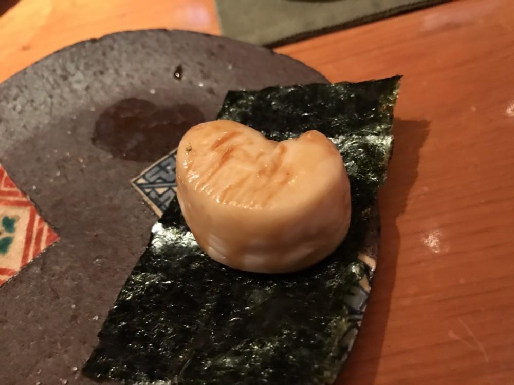 白子しょうゆ|乙女寿司