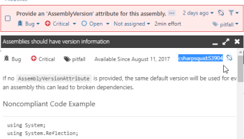 Integrate SonarQube with Visual Studio using SonarLint