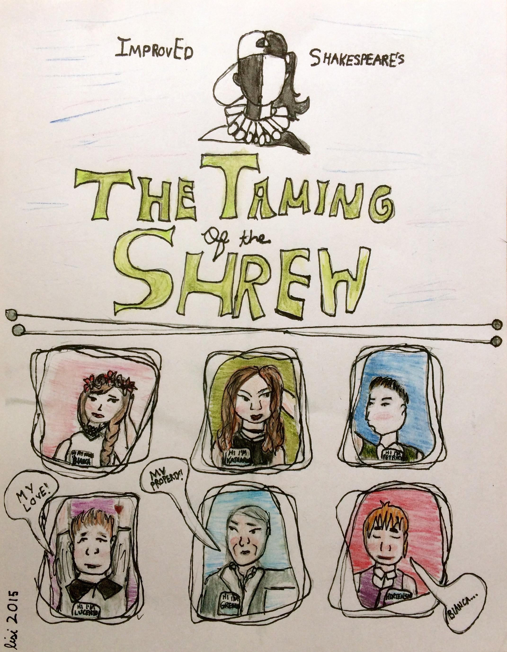 Taming Of The Shrew Spoilers