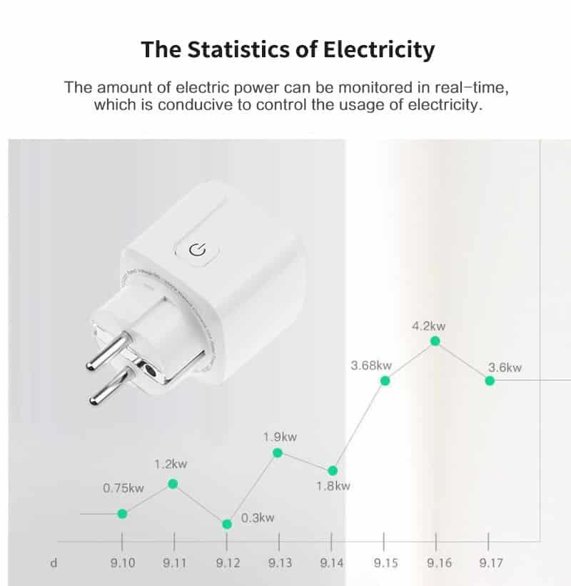 smartlife elektros stebejimas