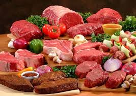 image of red meat