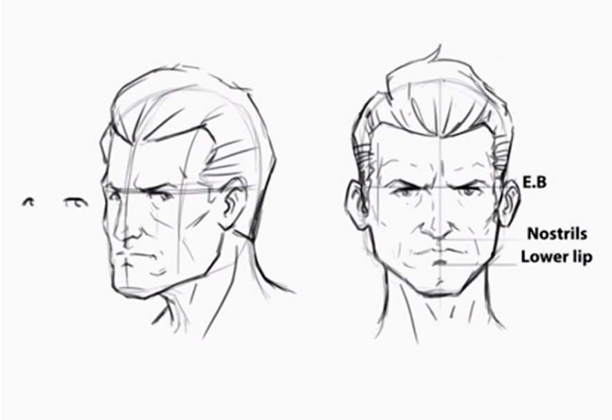 How_to_draw_a_person_whole_body_head_2