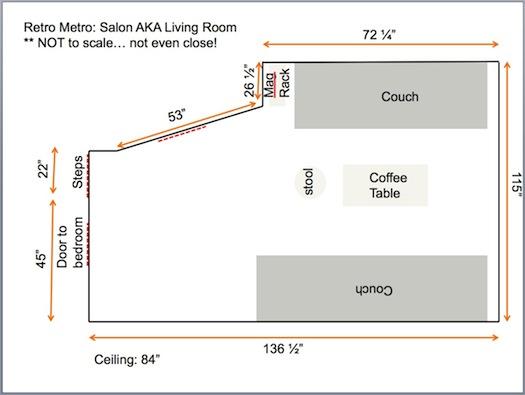 Tracy Metro Houseboat plan