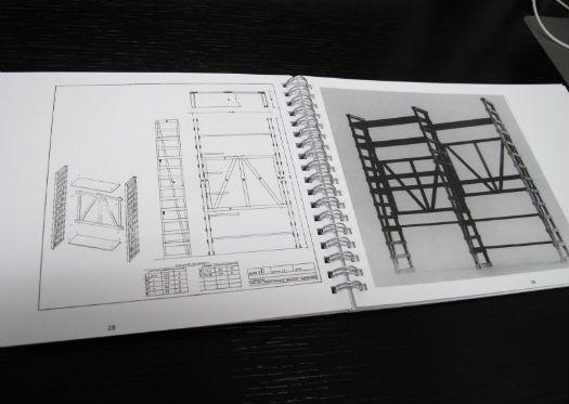 A page from Enzo Mari's Autoprogettazione
