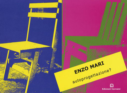 Enzo Mari's autoprogettazione