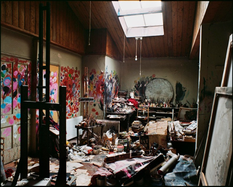 Francis Bacon's Studio at Hugh Lane