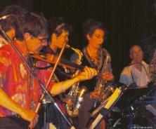 stage violon improvisation - PH