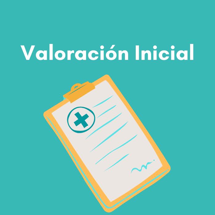 Valoración Inicial