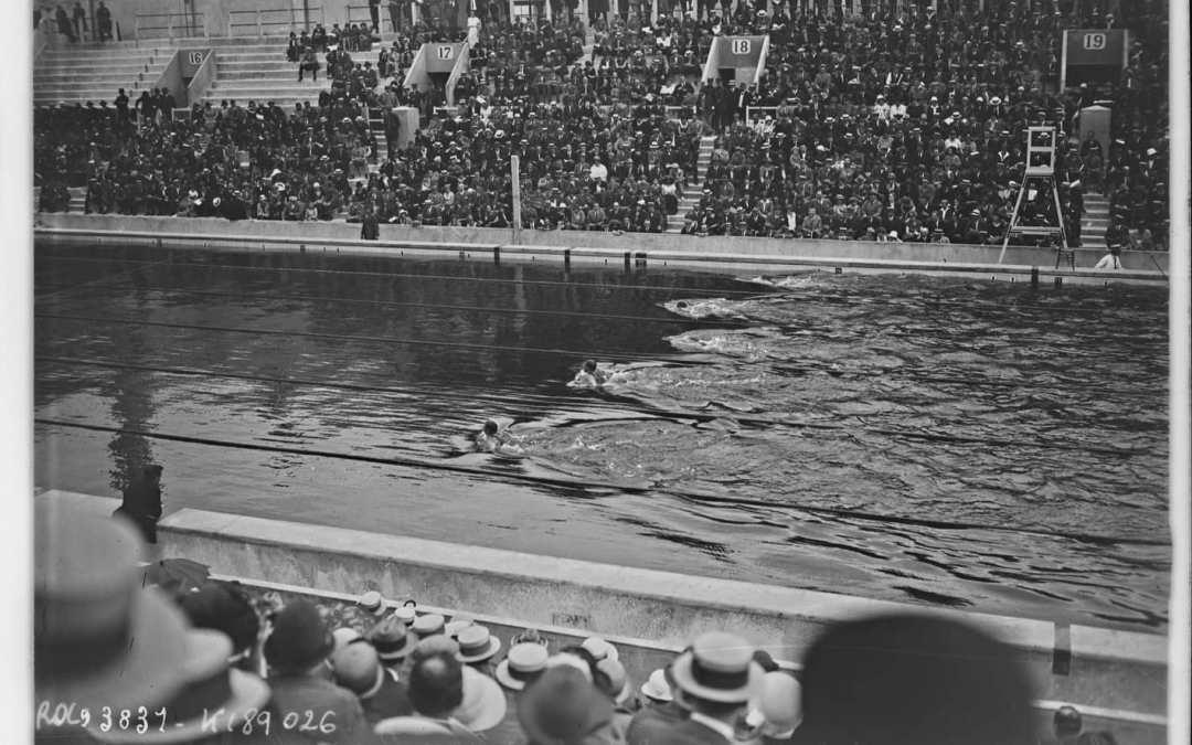 Une petite histoire de la natation