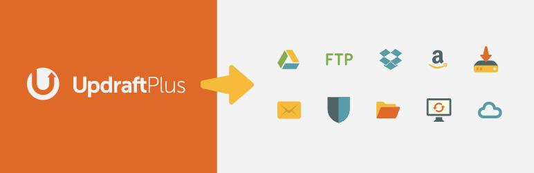 Updraftplus - plugins mais importantes para wordpress