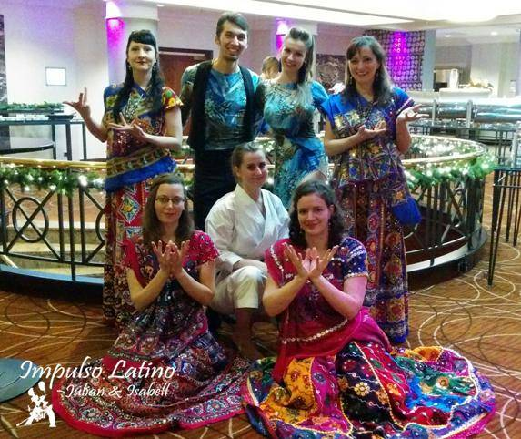 2015 Impulso Latino Show Marriott