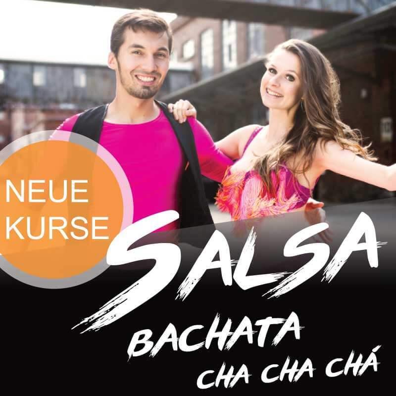 Neue Kurse // Salsa, Bachata, Cha Cha Cha und mehr...