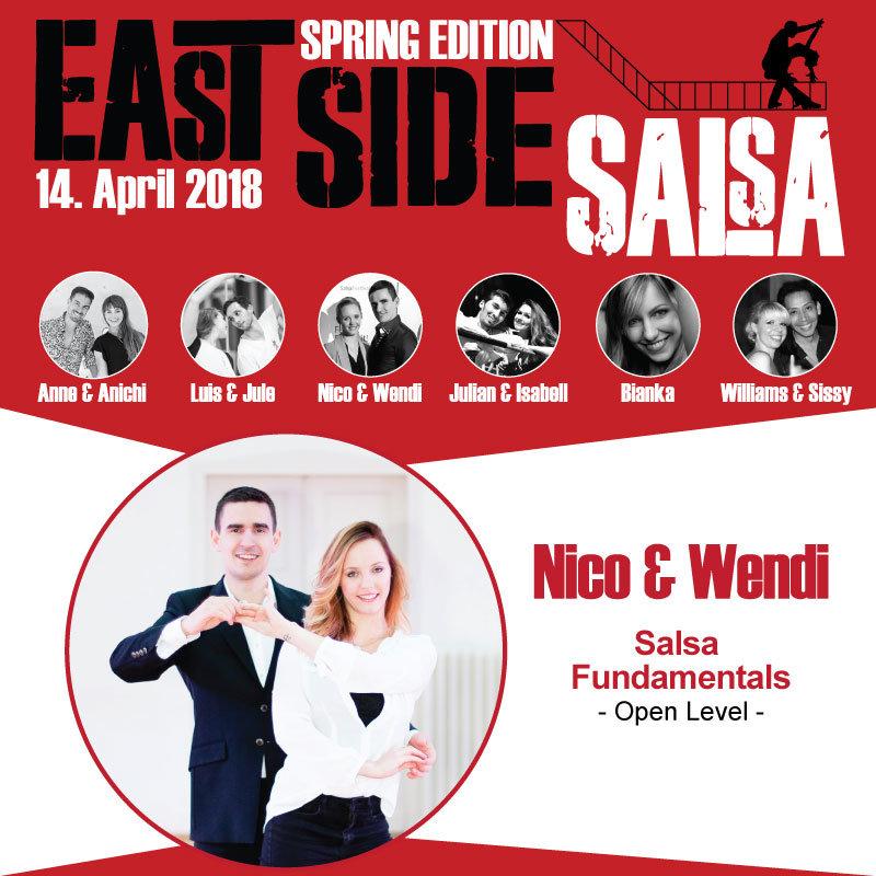 EAST SIDE SALSA // Nico & Wendi