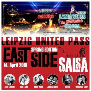 Leipzig UNITED // Latin Vibe & East Side Salsa