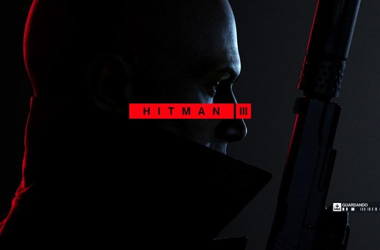 Menú de Hitman 3
