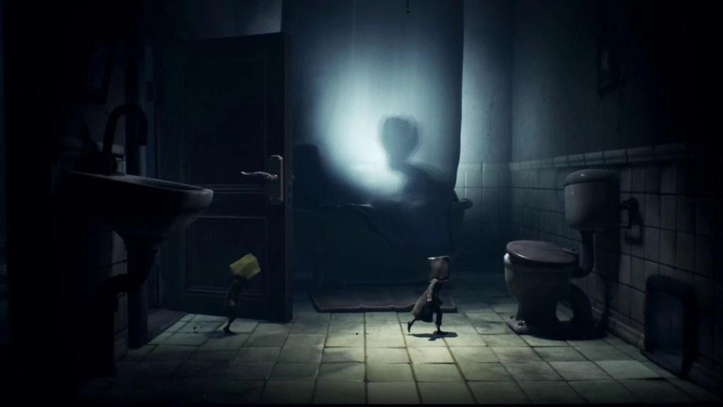 Escena de Little Nightmares II