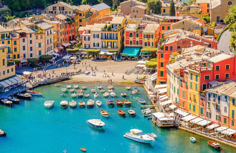 portofino italija 10 - Putovanja u Evropi: Mala romantična sela i gradovi za kraći izlet (FOTO)