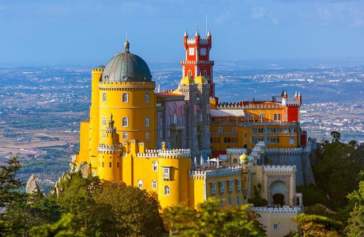sintra portugal 13 - Putovanja u Evropi: Mala romantična sela i gradovi za kraći izlet (FOTO)