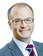Olli-Pekka Rantala, osastopäällikkö (kuva: LVM)