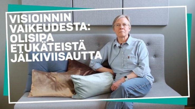 Impulssi-video: Visioinnin vaikeudesta