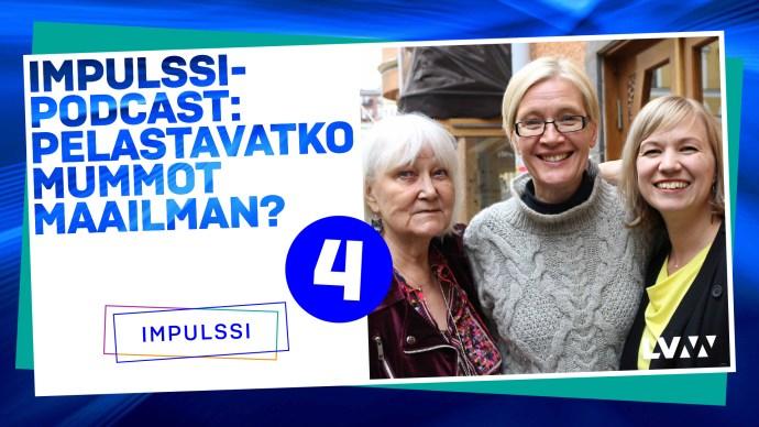 Impulssi podcast: Pelastavatko mummot maailman? - Toinen kausi, jakso 4