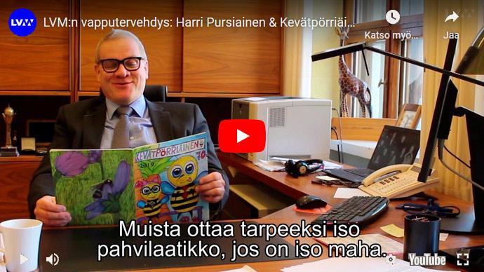 Katso video YouTube-palvelussa