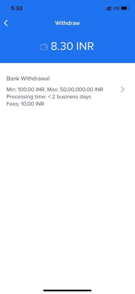 crypto app india