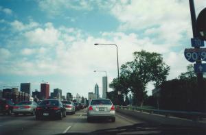 Chicago-Lake Shore Drive