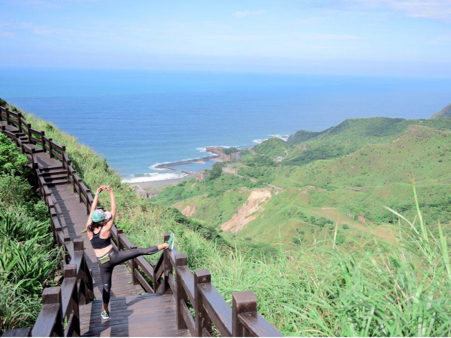 【 新北景點|瑞芳 】無耳茶壺山一望無際的遼闊美景 俯瞰基隆山、金瓜石