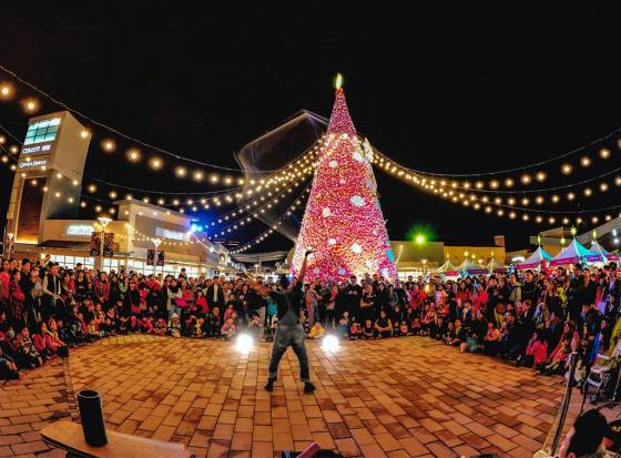Christmas Event.2018 Christmas Is Coming Top 4 Xmas Activities In Taiwan