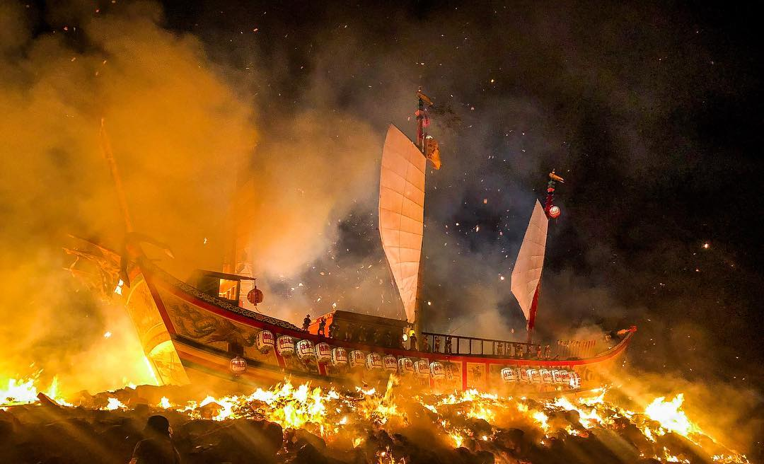 Learning Traditions of Taiwan:Wang Yeh Boat Burning(東港迎王平安祭典)