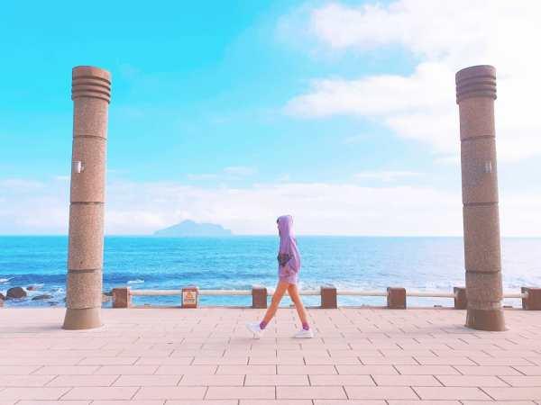 宜蘭一日遊景點推薦 北關海潮公園