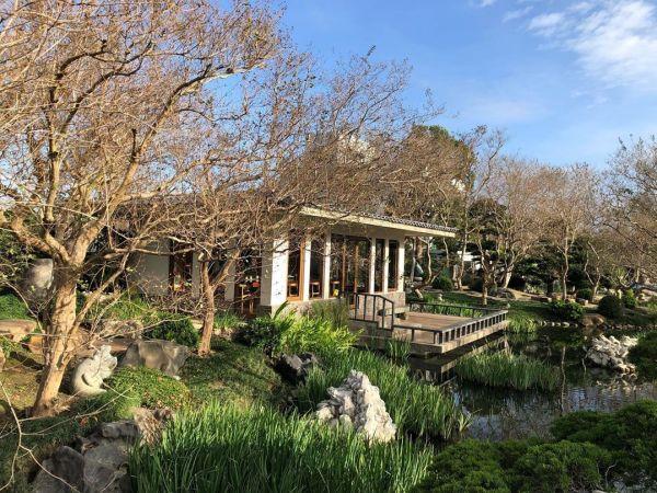 彰化一日遊旅遊景點推薦 台灣銘園庭園美術館