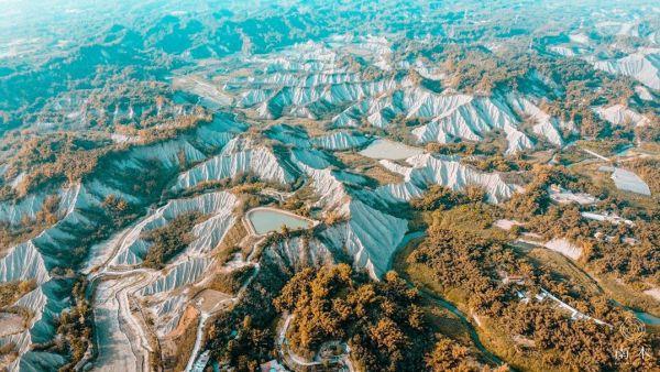 台灣十大地景-月世界