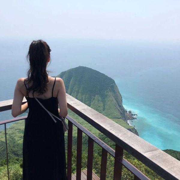 台灣十大地景-龜山島
