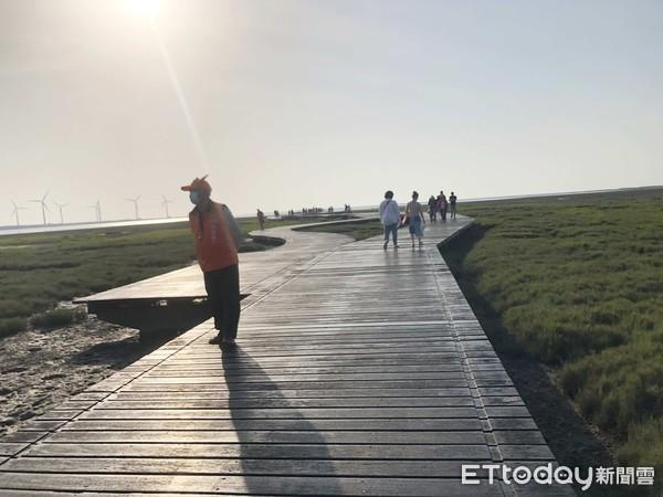 【台中】山海行程必去 高美濕地賞招潮蟹 大坑步道健行趣