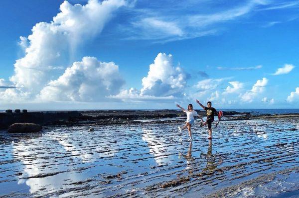 馬崗漁港潮間帶