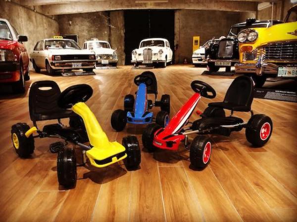 計程車博物館 TAXI MUSEUM 宜蘭景點
