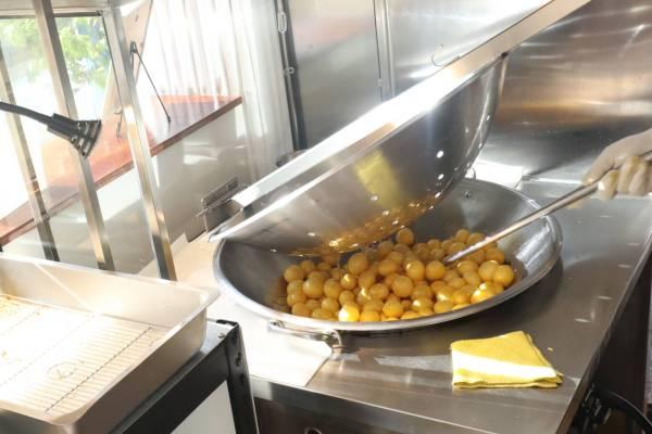 台灣番薯丸-手作地瓜球 台南道地美食小吃