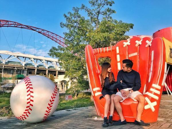 台中洲際棒球文創園區,台中洲際棒球場