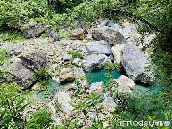 花蓮景點|太魯閣砂卡礑步道 入門新手輕鬆賞山林溪水景觀
