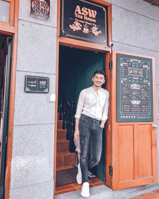 沃森茶酒館 Watson Bar|大稻埕餐廳,大稻埕餐廳推薦,大稻埕茶酒館,大稻埕餐館