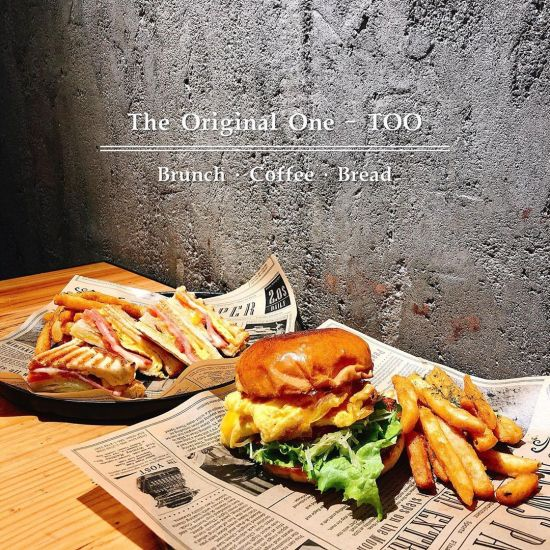 The Original One烘焙坊, TOO早午餐餐廳 高雄美食推薦, 高雄美食懶人包, 高雄必吃, 高雄早午餐推薦