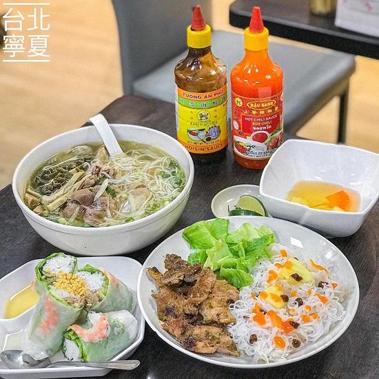 越春真越式傳統牛肉河粉 寧夏夜市美食,台北夜市,夜市美食,台北美食,夜市小吃