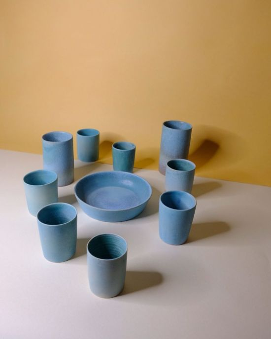 歡樂陶一家 陶藝品 馬克杯 花瓶 手作 手捏陶 手拉胚 