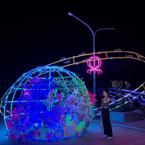 2020澎湖國際海灣燈光節