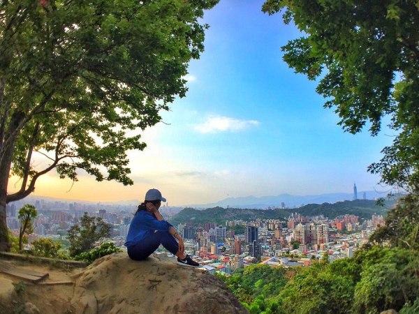 仙跡岩|台北登山|新店登山|景美|景美夜市|台北親山步道|仙跡岩步道